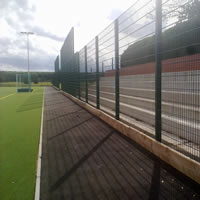 Hockey Pitches: Fencing